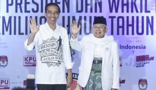 Foto 22 Kepala Daerah Dukung Jokowi-Ma'ruf, Prabowo Siap?