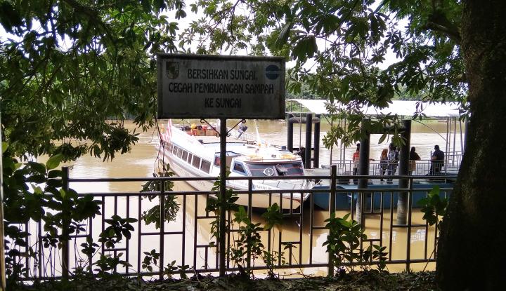 Foto Berita Travel Menjamur, Operasional Pelabuhan Sungai Duku Pekanbaru Tak Lagi Optimal