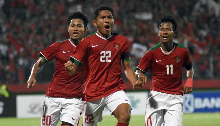 Foto Berita Indonesia Akhirnya Jadi Juara Piala AFF U-16
