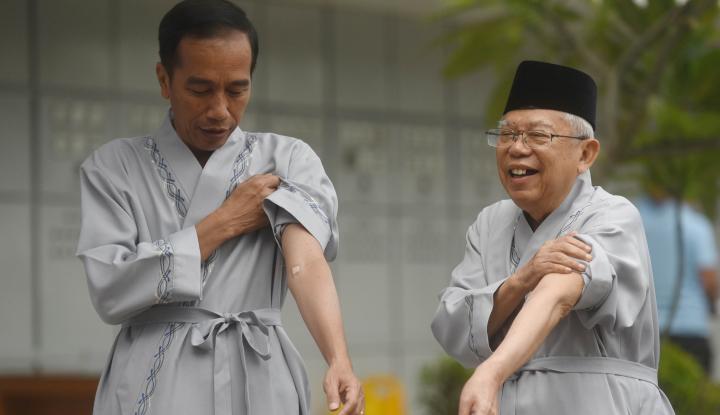 Foto Berita Kader Dukung Jokowi, Jawaban Demokrat 'Membingungkan'