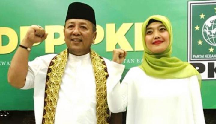 Foto Berita Ini Gubernur Lampung yang Sah