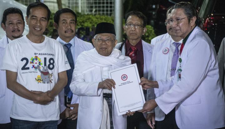 Foto Berita Gatot Nurmantyo, Ketua Tim Kampanye Jokowi-Ma'ruf?
