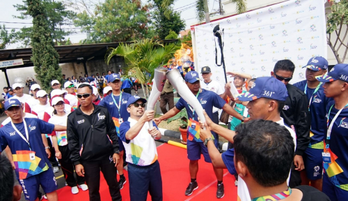 Foto PLN Jabar Siapkan 1.880 kVA pada Asian Games 2018