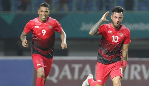 Foto Laos Sebut Indonesia Tim Terkuat Grup A