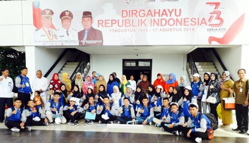 Foto Pelindo IV Terima 23 SMN dari Jambi