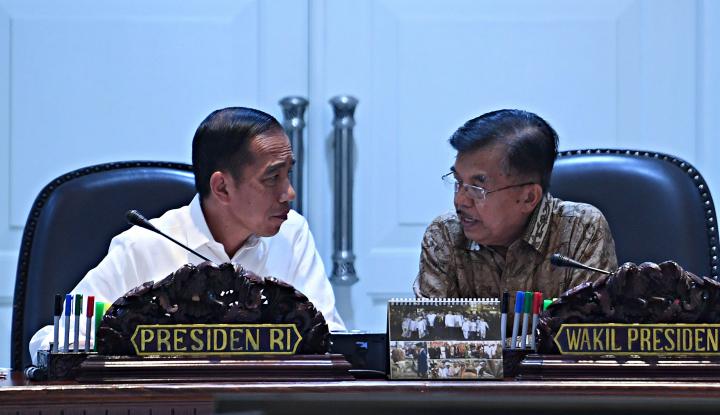 Foto Berita Krisis Turki, Jokowi: Menteri Kabinet Kerja Siaga