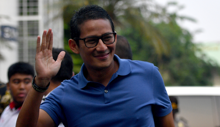 Foto Berita Soal Kepala Daerah Tak Boleh Ikut Kampanye, Bang Sandi Mau Ketemu Kang Emil