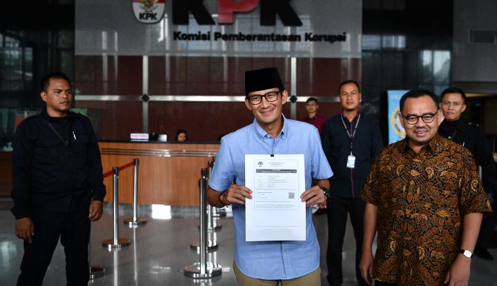Foto Berita Di Makassar, Sandiaga Pamer Jurus Andalan