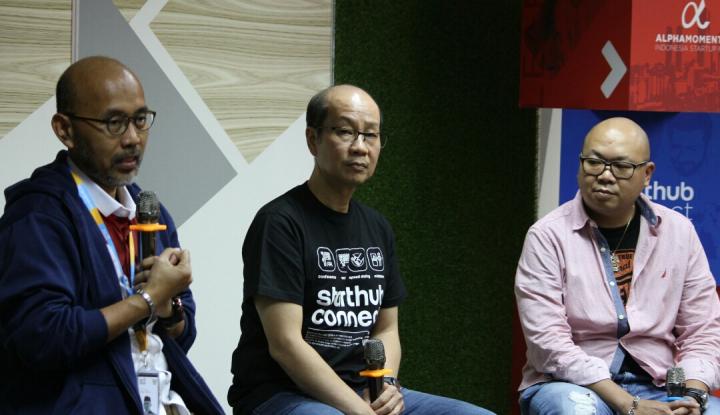 Gandeng Bekraf-Prudential, AMI Bantu Ciptakan Ekosistem dan Pendanaan Bagi Startup