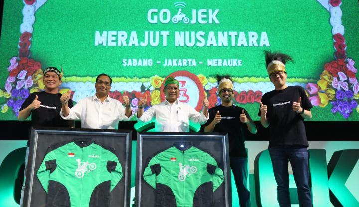 Foto Berita Tak Cuma Sabang-Merauke, Go-Jek Perluas Bisnis ke Asia Tenggara