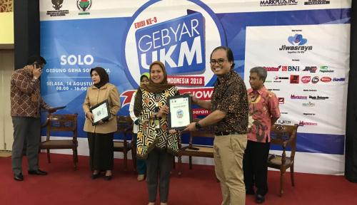 Foto Pertamina Dukung UMKM di Solo Melalui Program Kemitraan