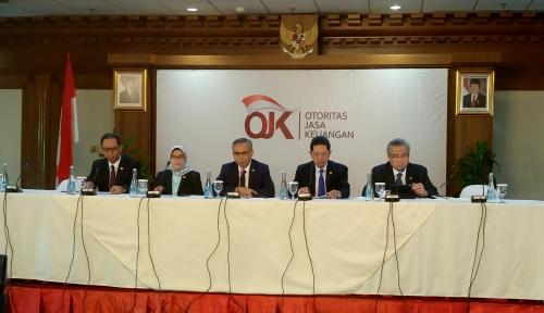 Foto OJK Keluarkan Paket Kebijakan Ekspor dan Devisa