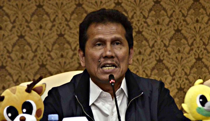 Foto Berita Mundur dari Menteri, Pak Asman Jadi Pengangguran?