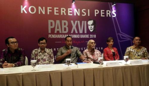 Foto Penghargaan Achmad Bakrie XVI Menjangkau Generasi Muda