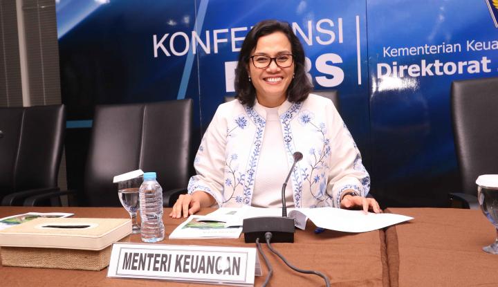 Foto Berita Mbak Sri Ajak Pengusaha Dukung Penguatan Ekonomi Indonesia