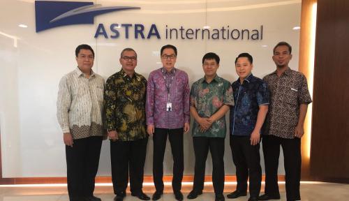Foto Silaturahmi ke Pembina, Pengurus IJB-Net Bahas Hubungan Bisnis Indonesia-Jepang