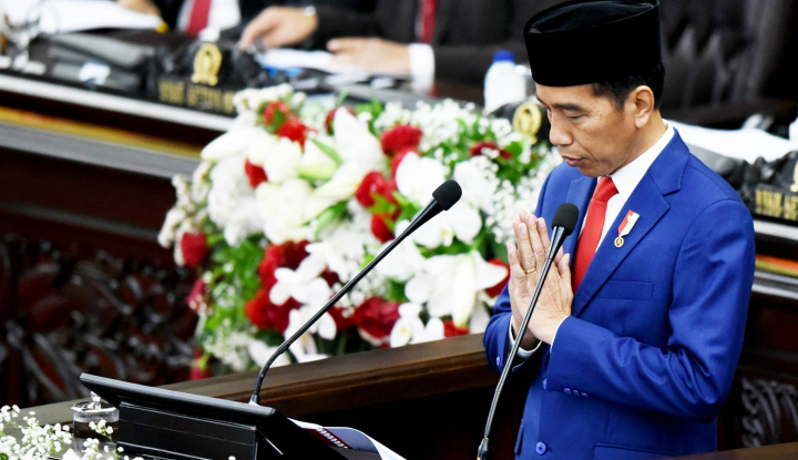 Janji Jokowi Akan Jaga Inflasi 3,5% Mulai 2019 - Warta Ekonomi