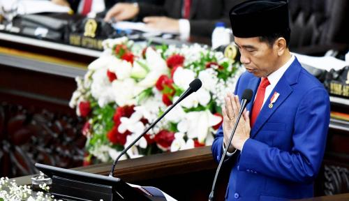 Foto Jokowi 'Warning' Pencuri Ikan, Tenggelamkan?