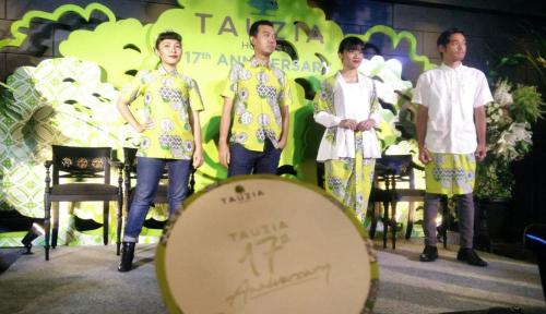 Foto New Generation dan Seragam Batik Warnai Ulang Tahun Tauzia ke-17