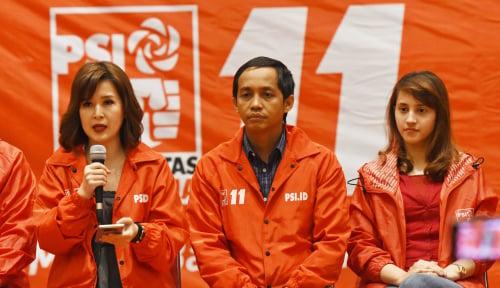 Foto PSI Pede Gaet Kaum Milenial di Pemilu Perdana