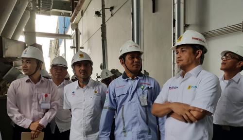 Foto PLTU Mulut Tambang Siap Perkuat Sistem Kelistrikan Kalimantan