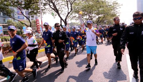 Foto Kesal Tak Dapat Tiket Pembukaan Asian Games, Warga: Rp5 Juta Pun Saya Beli