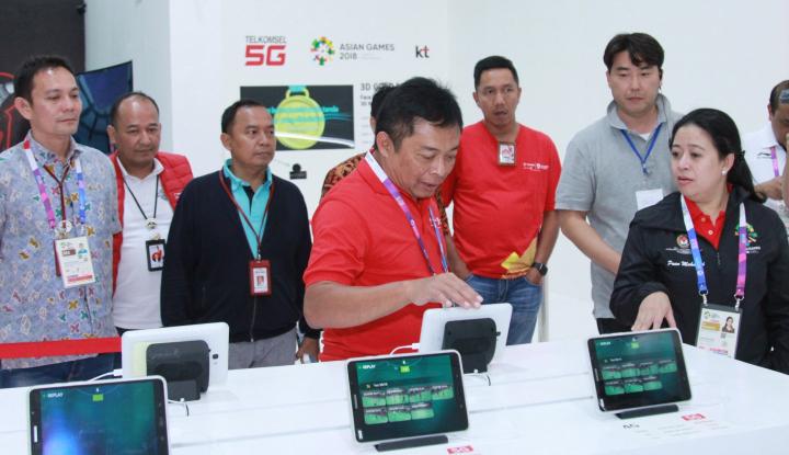 Foto Berita Asian Games Usai, TelkomGroup Sukses Hadirkan Infrastruktur dan Layanan ICT Berkualitas