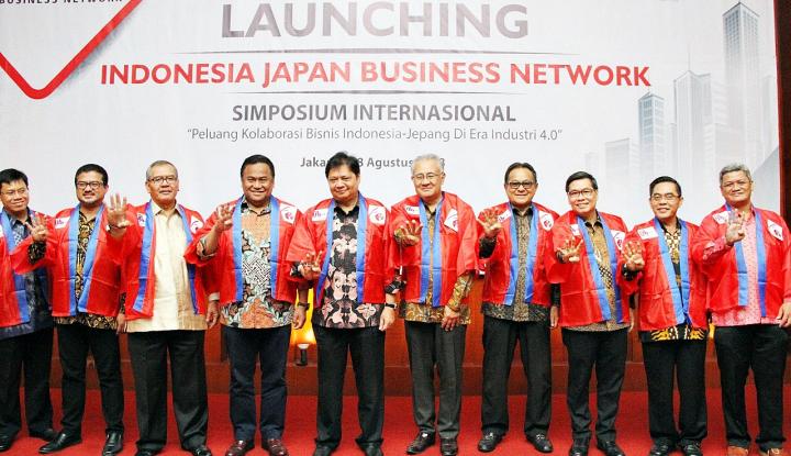 Foto Berita Susunan Pengurus Indonesia Japan Business Network (IJB-NET) Telah Diumumkan