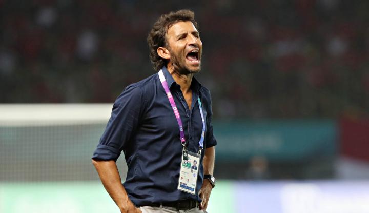 Foto Berita Indonesia Kalah 0-1 dari Bahrain, Luis Milla: Karena Tidak Siap