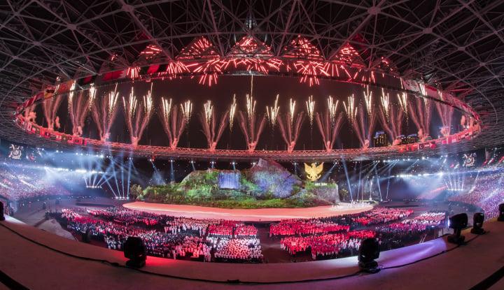 Foto Berita Penutupan Asian Games 2018, Telkomsel Tambah Kapasitas Jaringan 4G LTE