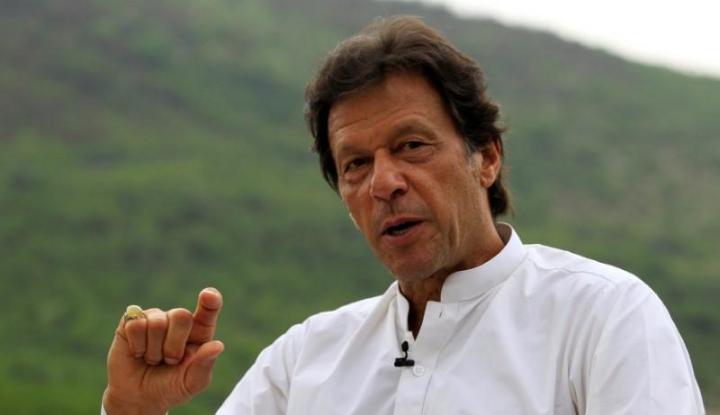 Foto Berita Mantan Bintang Kriket Pakistan Jadi Perdana Menteri