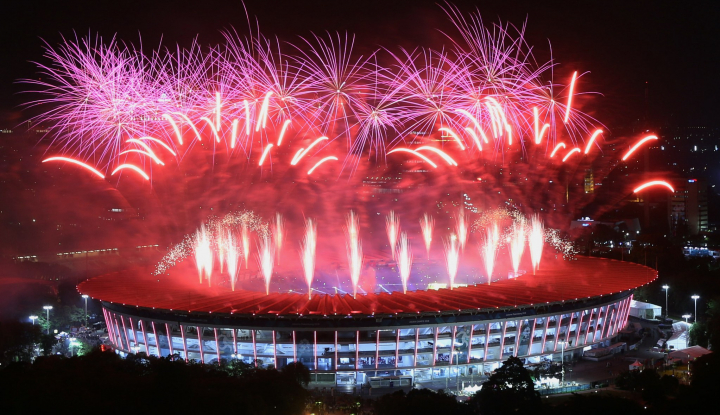 Foto Berita Kalla Klaim Asian Games Sukses Tanpa Meninggalkan Celah Kritik