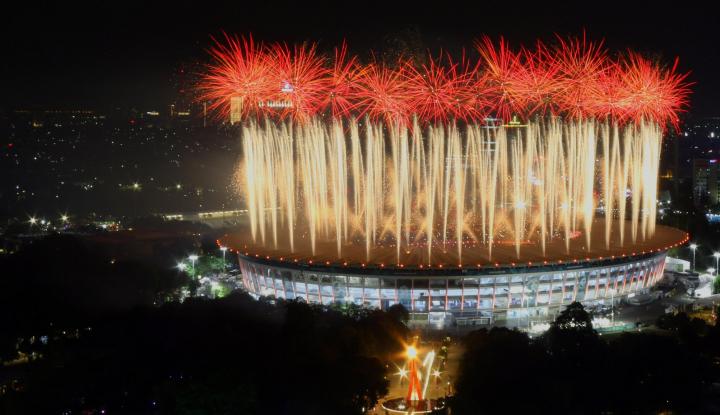 Foto Berita Asian Games Berjalan Aman, Doktrin Anti Kebhinekaan Mental