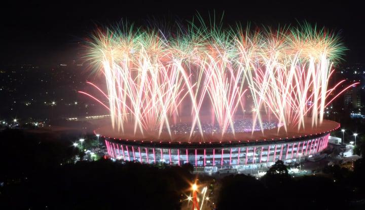 Foto Berita Tiket Asian Games Ludes, Kalla Tak Sangka Antusias Masyarakat Membludak