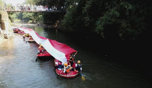 Foto Begini Cara Yayasan Variety Indonesia Rayakan HUT RI