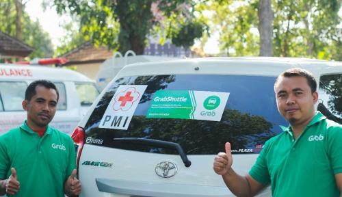 Foto Donasi Gempa Lombok Pengemudi-Pengguna Grab Tembus Rp1 Miliar