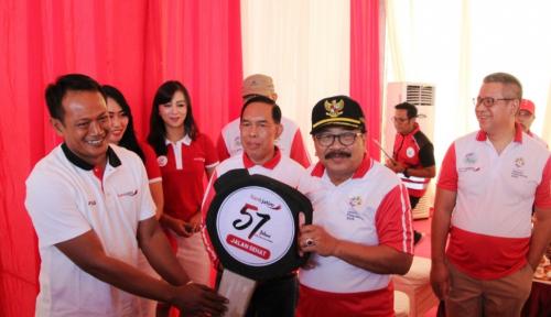 Foto Selain Berharap Asetnya Tumbuh, Pakde Karwo Juga Minta Bank Jatim Gandeng UMKM