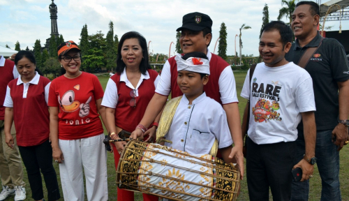 Foto Rare Bali Festival, Pemkot Denpasar Ajak Angkat Kearifan Lokal