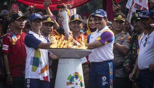Foto Taekwondo Perebutkan 4 Emas Minggu Ini