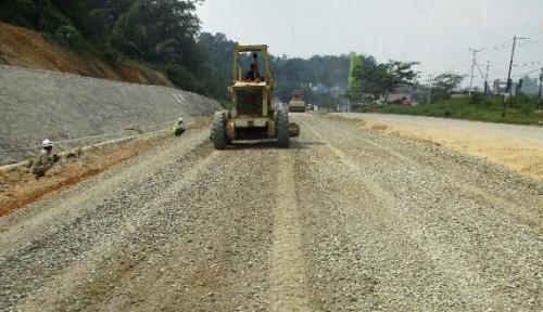 Foto Menteri Basuki Genjot Lelang Proyek Infrastruktur 2019