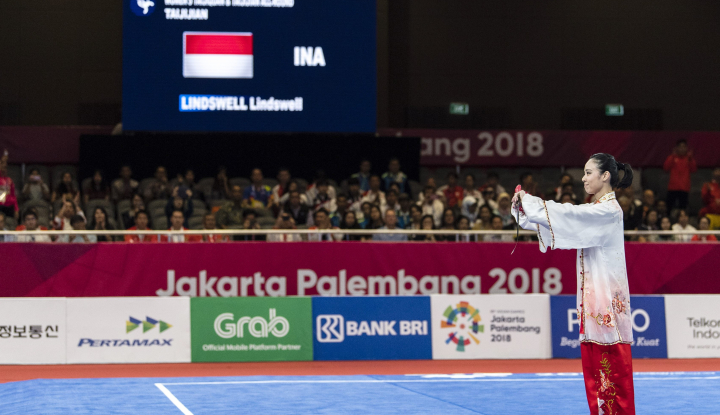 Atlet Wushu Indonesia Langsung Pensiun Pasca Raih Emas, Ada Apa ya? - Warta Ekonomi