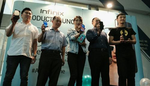 Foto Infinix Hot S3X Resmi Meluncur, Ini Spesifikasinya