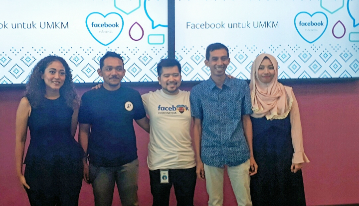 Foto Berita Facebook Naikkan Kelas UMKM di Indonesia