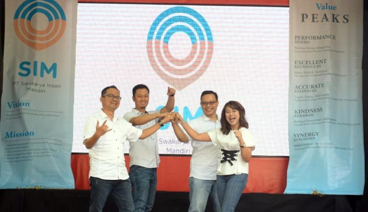 Foto Berita HUT Ke-11, SIM Group Luncurkan Portal GAWE.id