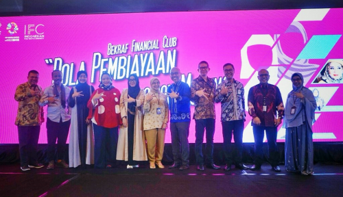 Foto Bekraf Dorong Akses Permodalan Fashion Muslim Lewat Bekraf Financial Club