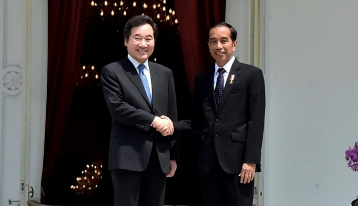 Foto Berita Jokowi Boyong 104 Pengusaha Temui Kadin Korsel, Erick Thohir Ikut?