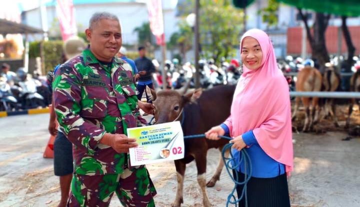 Foto Berita JICT Bagikan 12.250 Kupon Hewan Kurban untuk Warga Jakarta Utara