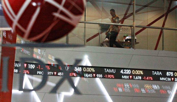 Foto Berita Indeks Perdagangan Ditutup Berbalik Arah Menguat 0,74%