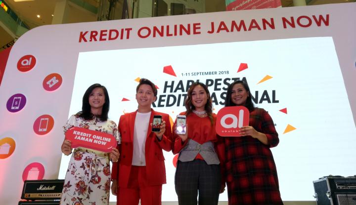 Pesta Kredit Nasional Akulaku Promo Rp1 000 Dapat Semua