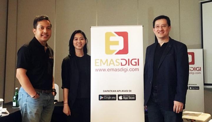 Foto Berita Sukses di 34 Kota, EmasDigi Kenalkan CTO Baru untuk Kembangkan Bisnis